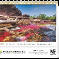 Foto 2 Calendario paisajes colombianos escritorio h06-1